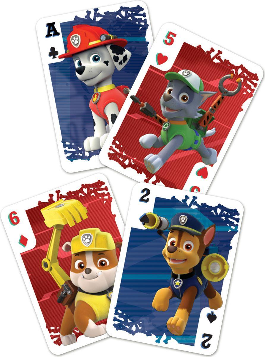 Настольная игра Cardinal Games Paw Patrol Games, 6033298 настольная игра gaga games карточная вонгамания gg052