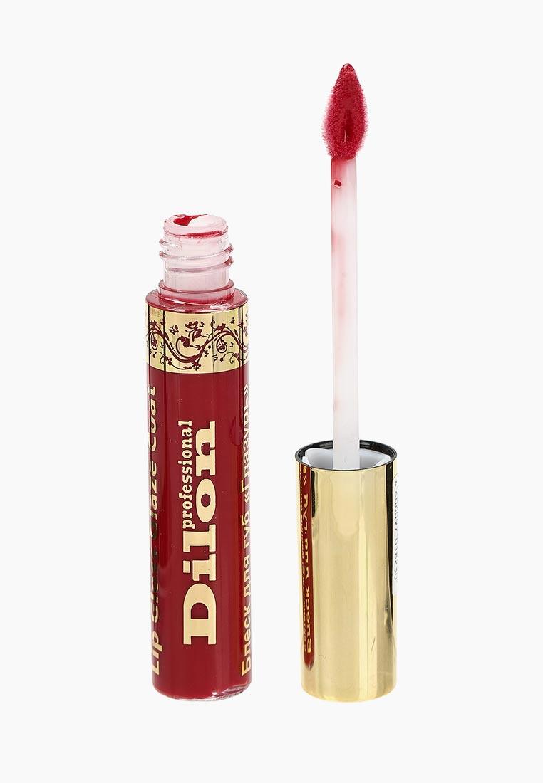 Блеск для губ Dilon Глазурь КАРМИН тон 1823, 7 мл104-1823Этот блеск создает на губах нежную, стойкую, глянцевую глазурь. Матовыми тонами можно пользоваться как жидкой помадой, они дарят губам обворожительный, насыщенный и нежный цвет, с глянцевым блеском. Блеск не растекается и долго держится, обладает нежной текстурой, не вызывающей ощущения склеенности и дискомфорта. Блеск содержит масло авокадо, содержащее природную комбинацию витаминов А, С, D, E, K, PP, В2, фитостеролов и микроэлементов. Неотразимое алмазное сияние перламутровых оттенков мало кого оставит равнодушным. Вы можете использовать такой блеск индивидуально, или нанести его поверх любимой помады. В некоторых тонах мы использовали крупные перламутровые частички, которые как крошечные зеркальца отражают свет и Ваши губы искрятся ярким блеском. В других тонах крошечные перламутровые частички дарят губам нежное шелковистое мерцание и легкий оттенок. Важно: блеск для губ «Lip Gloss Glaze Coat» не содержит минерального масла, силиконов, парабенов и продуктов животного происхождения.