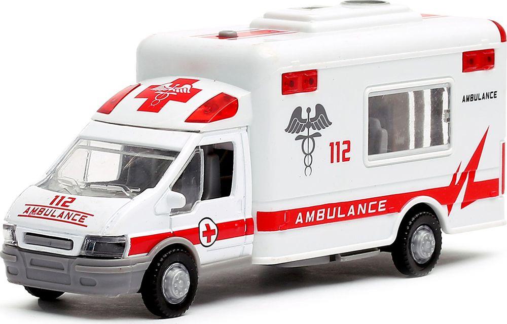 Машинка Скорая помощь, 734954