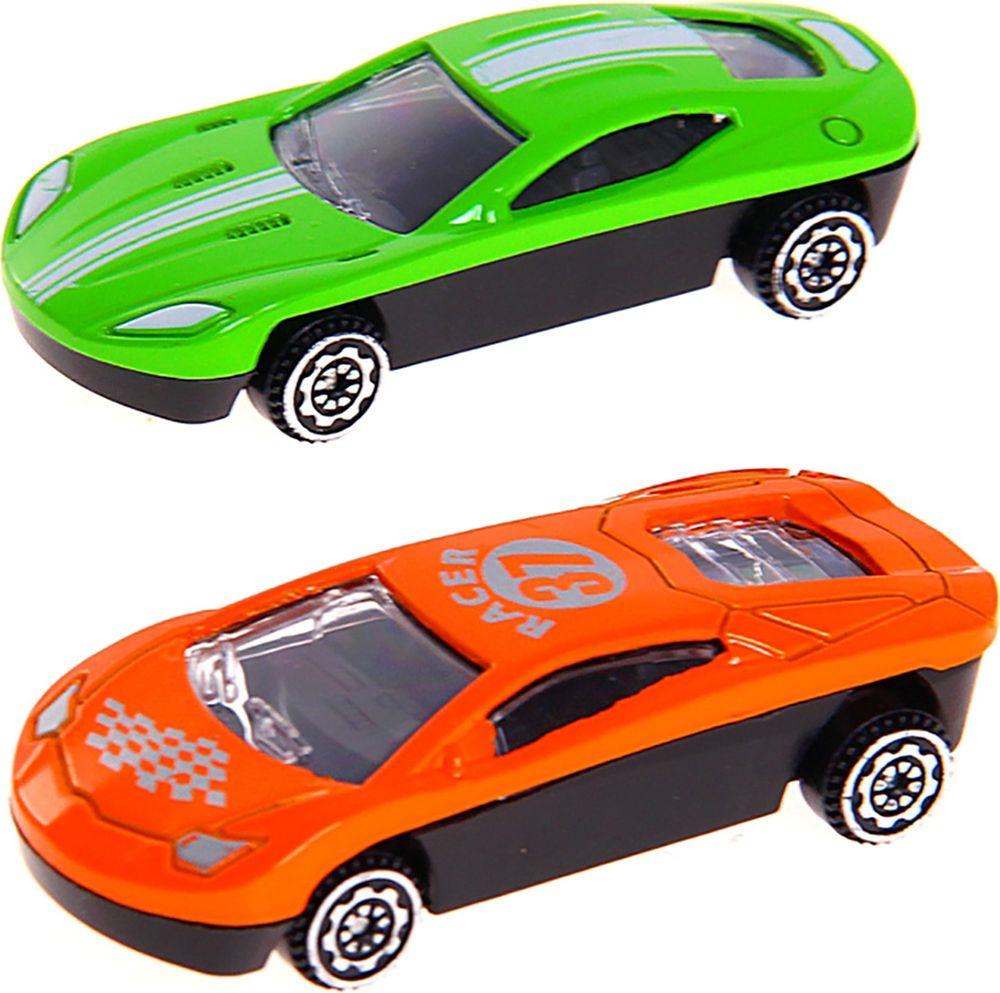 Игровой набор игрушек Гонка, 1027056, 20 шт
