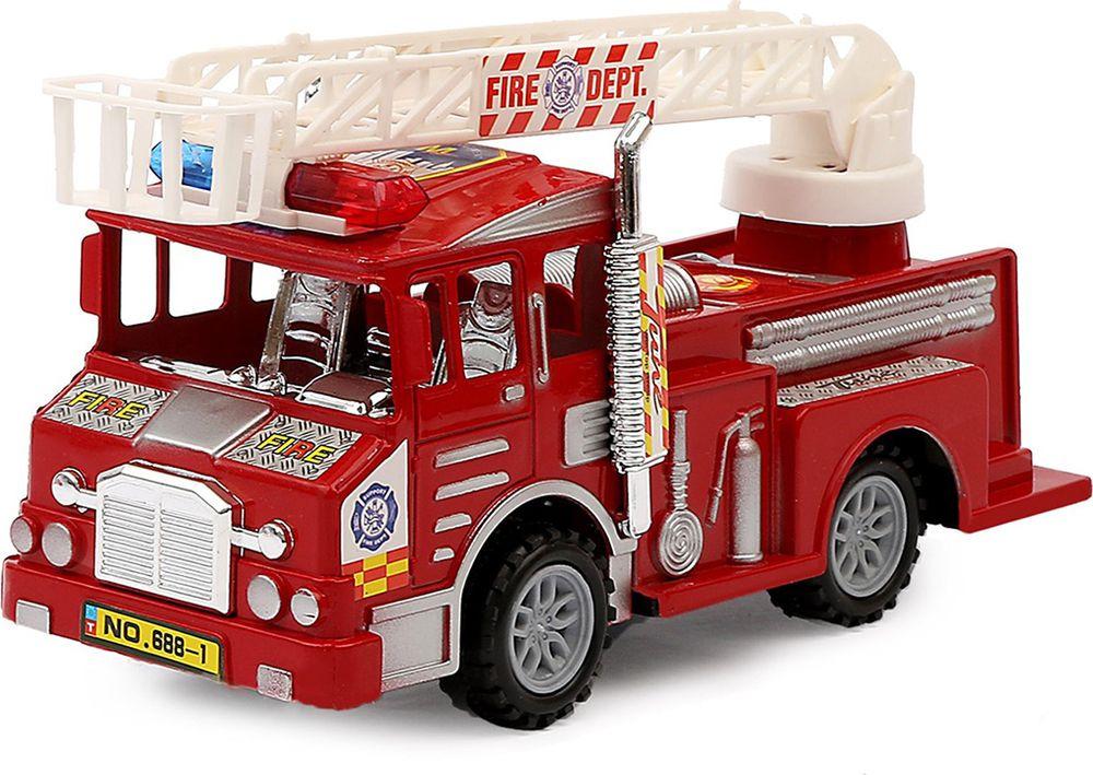 Машинка Пожарная охрана, инерционная, 872424
