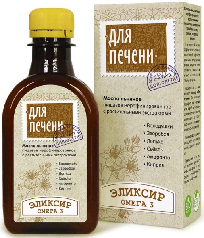 Масло Льняное Компас Здоровья Для печени, 0,2 л масло льняное компас здоровья сибирское 0 2 л