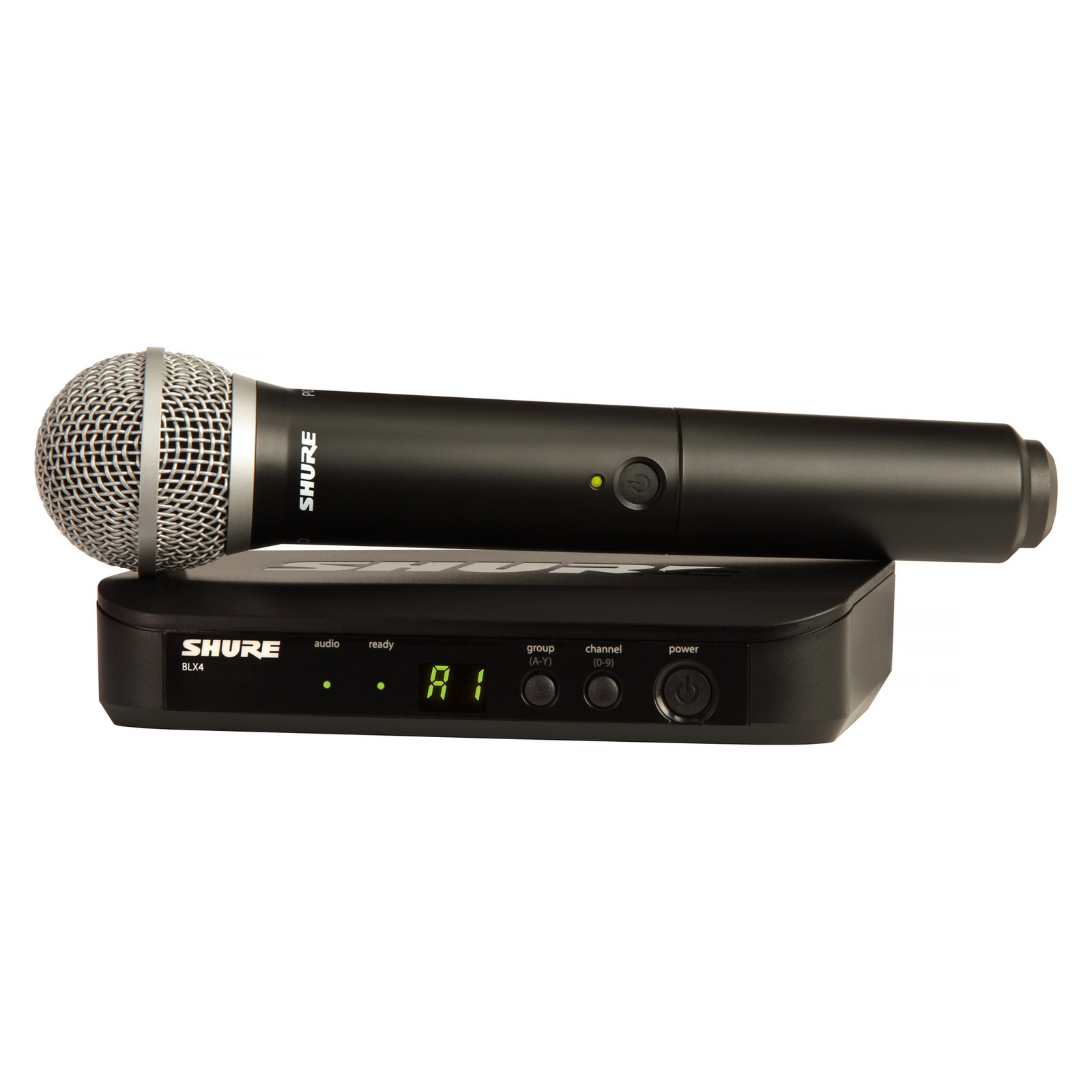 Микрофон SHURE BLX24E/PG58 M17 цена и фото