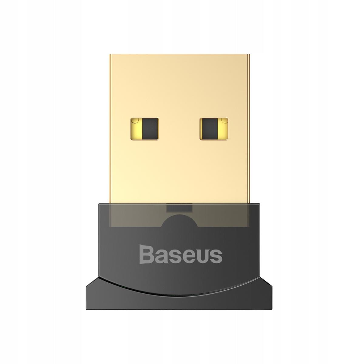 Адаптер Baseus USB Bluetooth 4.0 Black