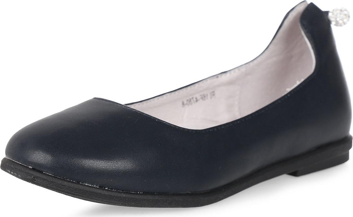 e92ff6c76 Стильные туфли для девочки Leopard Kids выполнены из лакированной  искусственной кожи. Внутренняя отделка и стелька с супинатором,  изготовленные из ...