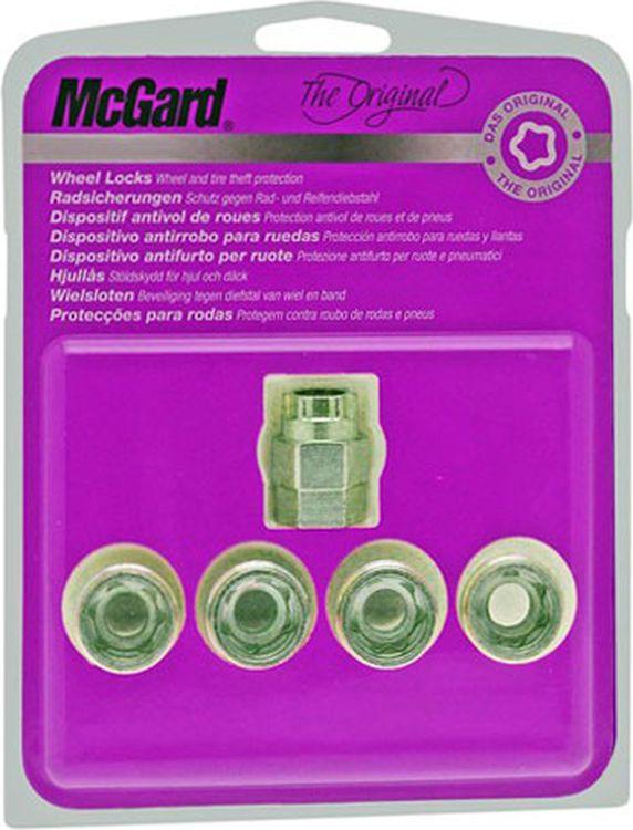 цена на Секретки для колесных дисков McGard, 24014 SU