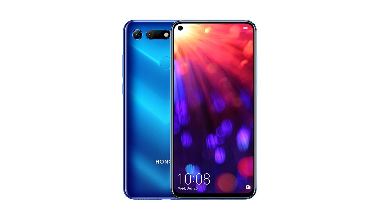 Смартфон Honor View 20 8/256GB blue