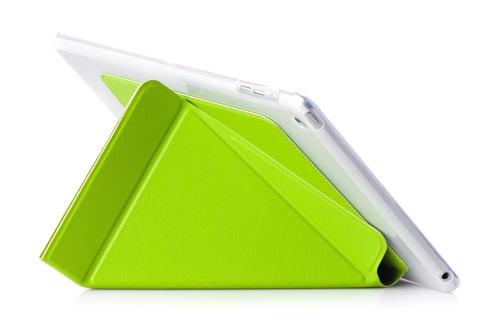 "Чехол для планшета Gurdini Lights Series для Apple iPad Pro 9.7"", зеленый"