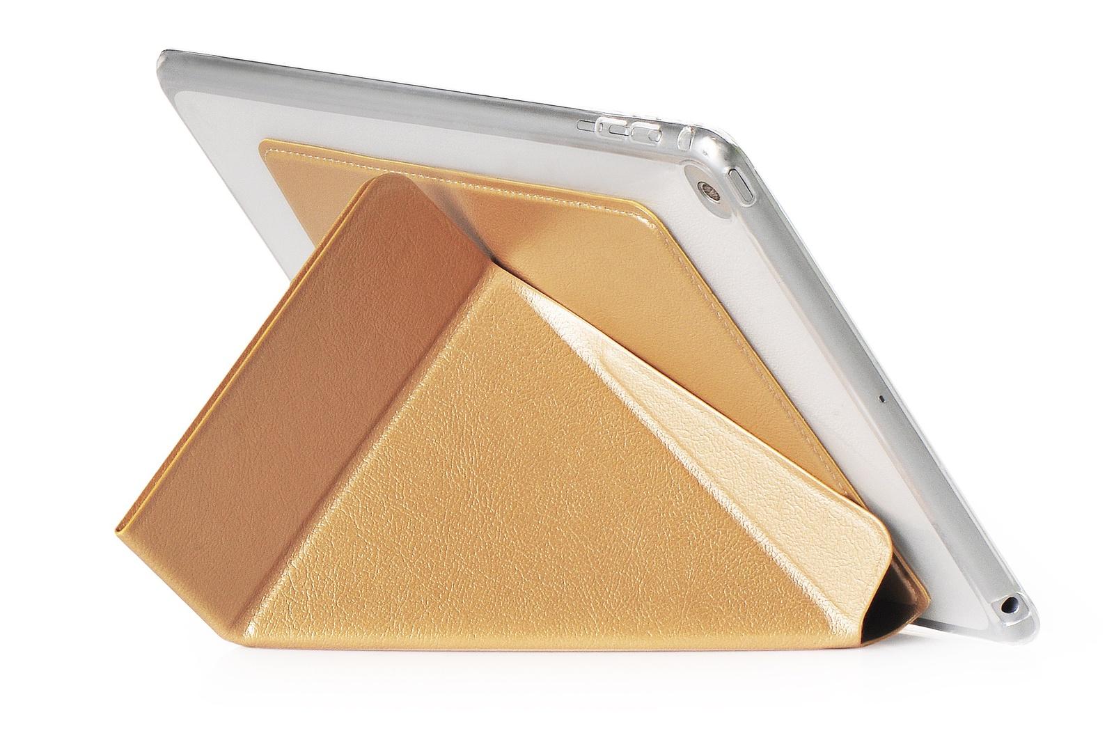 "Чехол для планшета Gurdini Lights Series для Apple iPad Pro 9.7"", золотой"