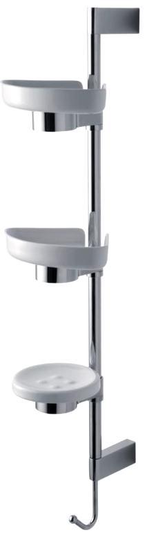 Набор для ванной комнаты Ideal Standard Держатель для душевых принадлежностей, белый