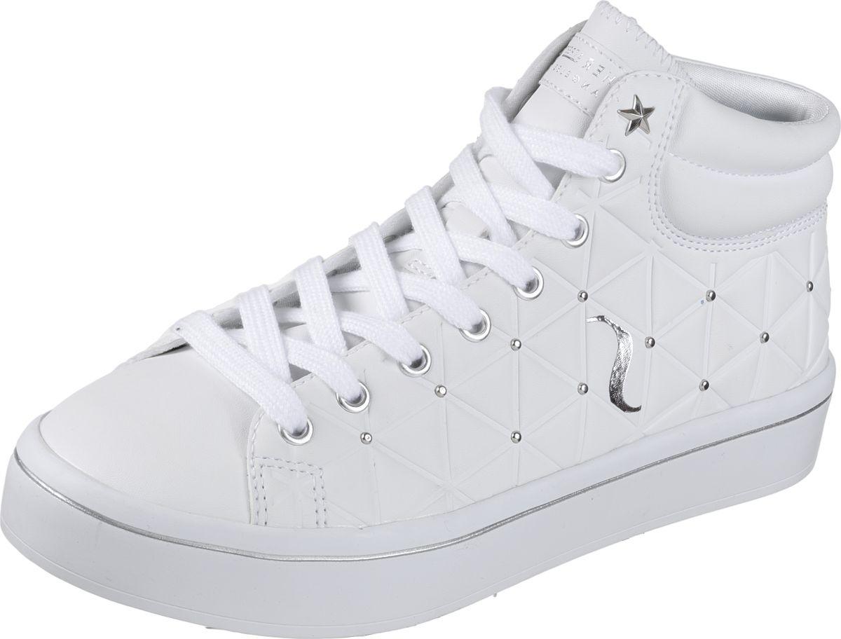 Кеды Skechers Hi-Lites кроссовки женские skechers d lites biggest fan цвет черный 11931 bbk размер 8 39