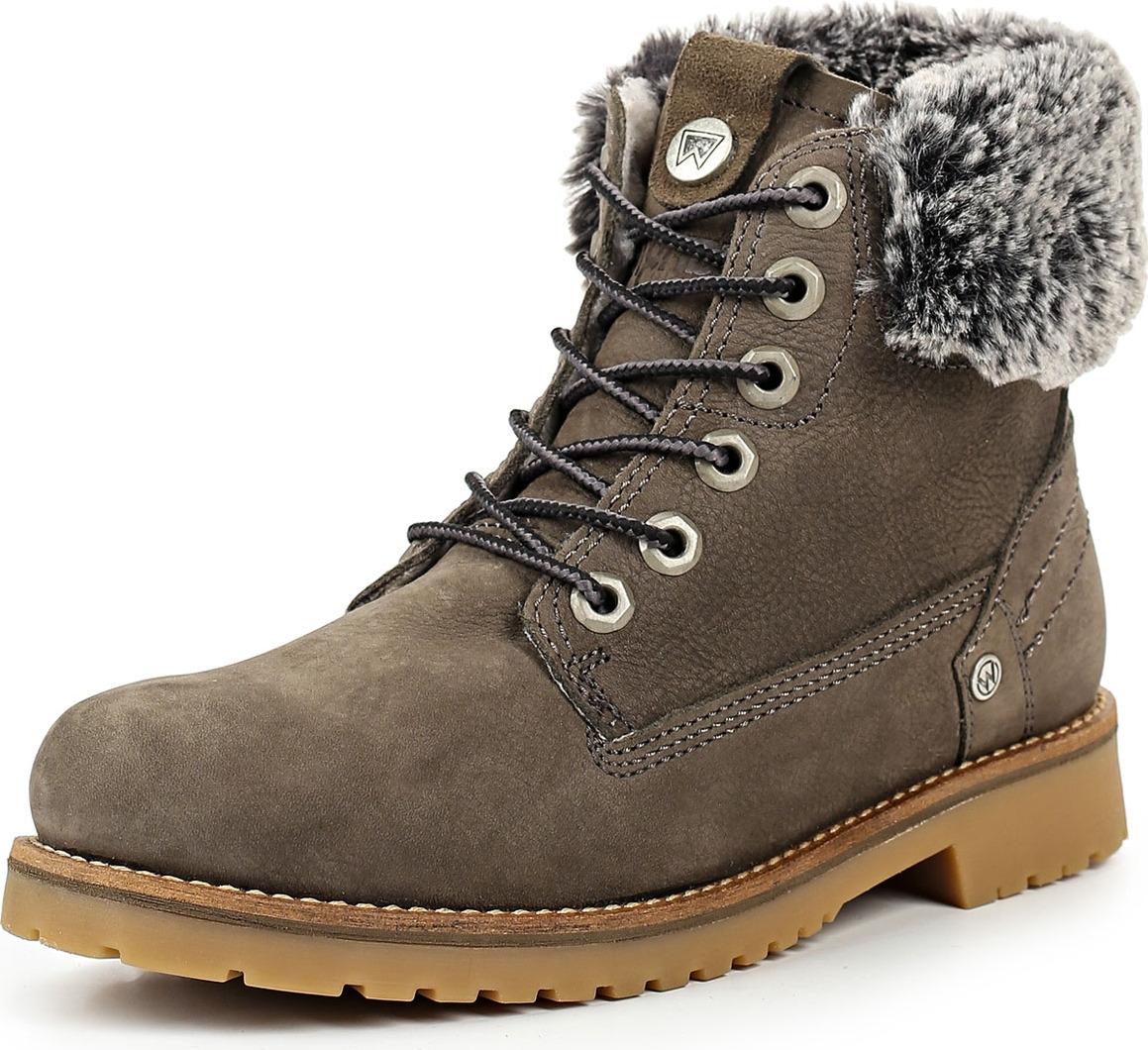 Ботинки Wrangler цена