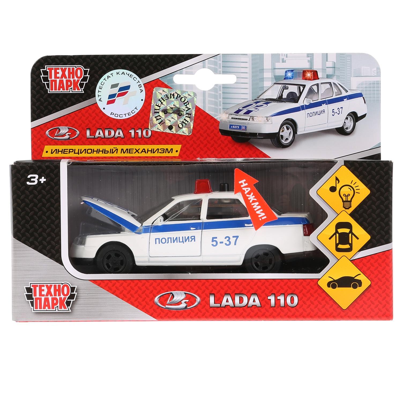 Машинка Технопарк CT10-110-2