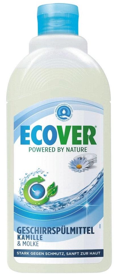 купить Специальное чистящее средство Ecover ромашка и молочная сыворотка, прозрачный по цене 563 рублей