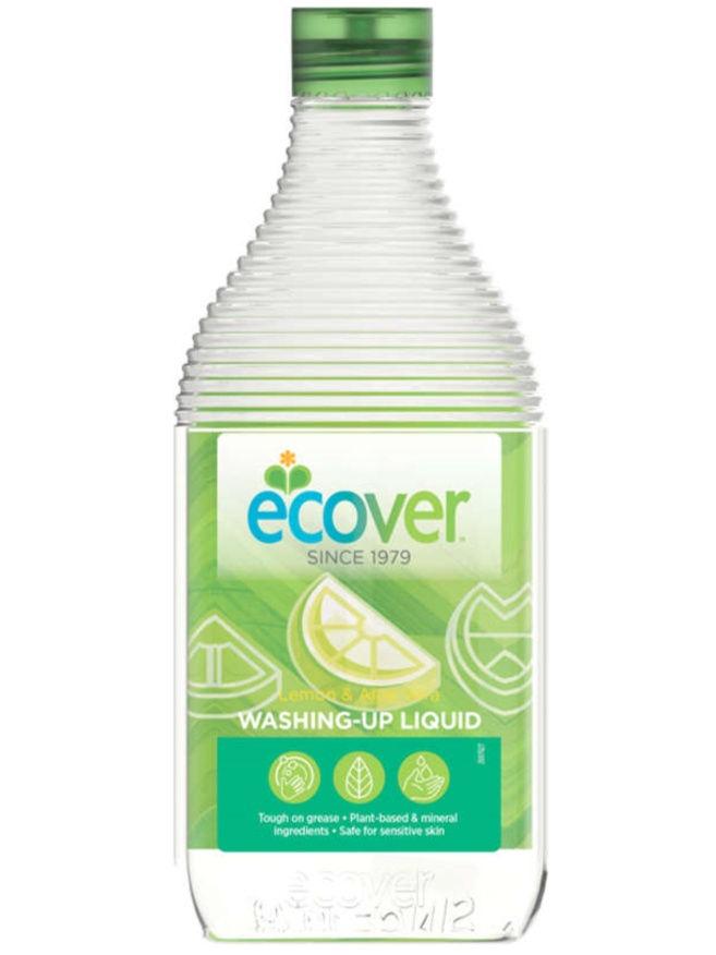 купить Специальное чистящее средство Ecover лимон и алоэ-вера, прозрачный по цене 363 рублей