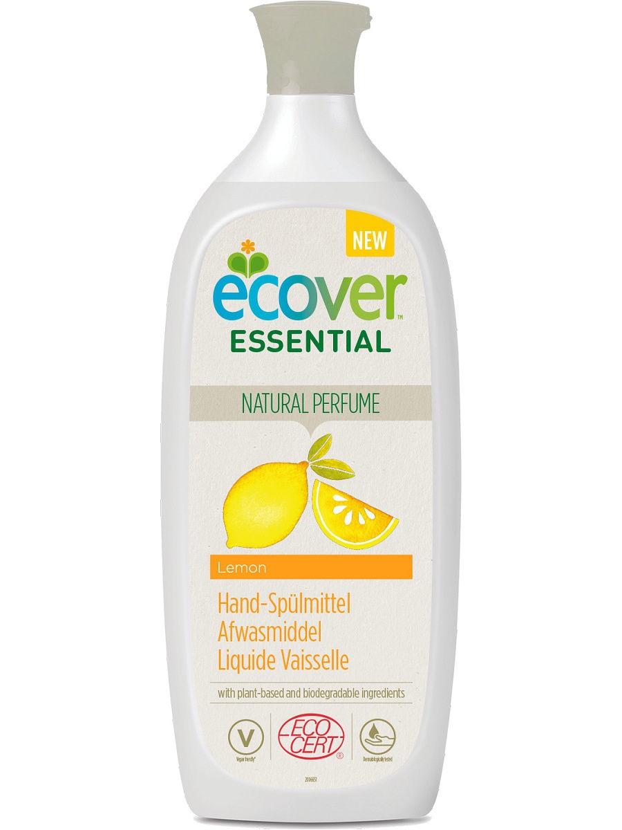 купить Специальное чистящее средство Ecover лимон, прозрачный по цене 579 рублей