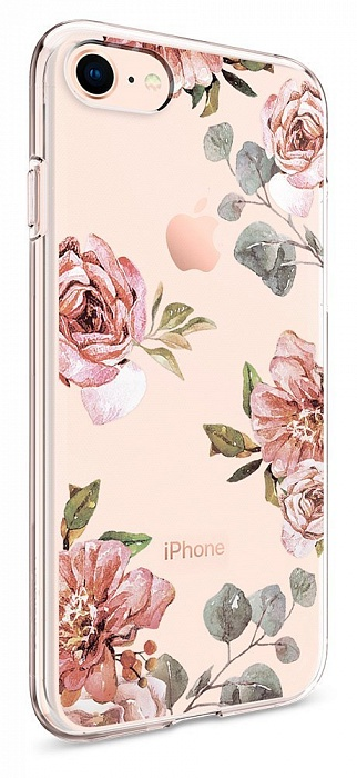 Чехол для сотового телефона SGP Liquid Crystal (054CS22619) для iPhone 7/8, прозрачный sva liquid crystal lt3232 main board 5800 a8m61a m010 screen lc320wxn