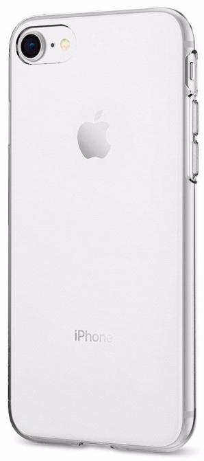 Чехол для сотового телефона SGP Liquid Crystal (054CS22203) для iPhone 7/8, прозрачный sva liquid crystal lt3232 main board 5800 a8m61a m010 screen lc320wxn