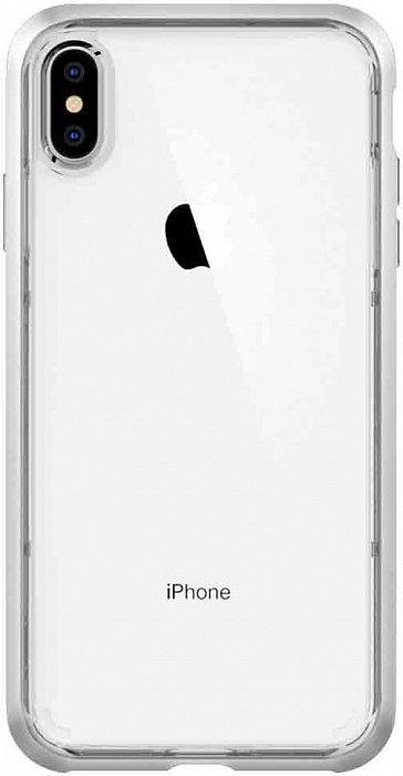 Чехол для сотового телефона SGP Neo Hybrid Crystal (065CS24845) для iPhone XS Max, серебристый аксессуар чехол spigen sgp neo hybrid metal series для iphone 6 plus 5 5 inch champagne sgp11071