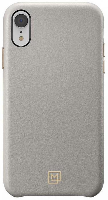 Чехол для сотового телефона SGP La Manon Calin (064CS25090) для iPhone XR, бежевый чехол для apple iphone xs max sgp la manon calin черный