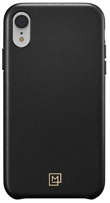 Чехол для сотового телефона SGP La Manon Calin (064CS25089) для iPhone XR, черный чехол для apple iphone xs max sgp la manon calin черный