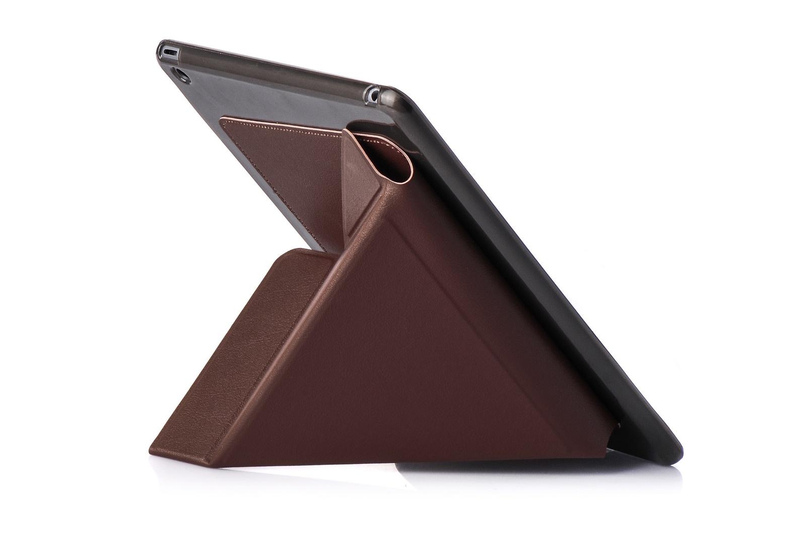 "Чехол для планшета Gurdini Lights Series для Apple iPad Pro 9.7"", коричневый"