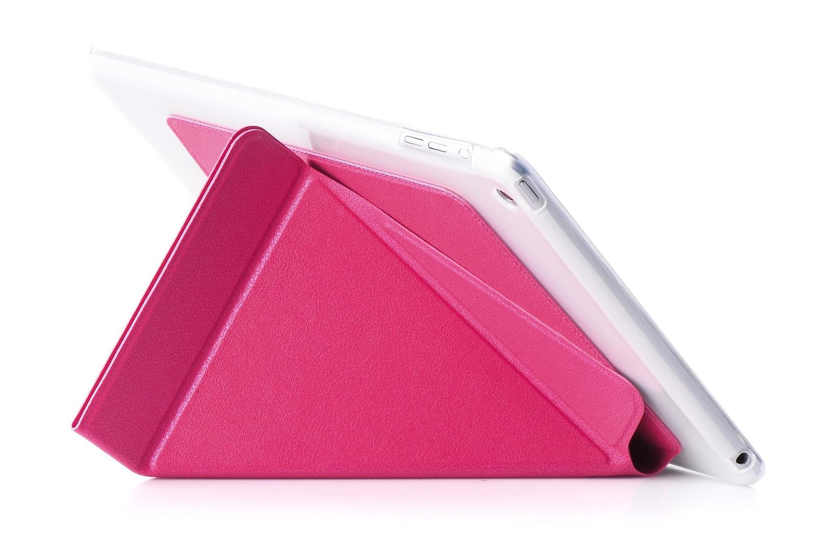 """Чехол для планшета Gurdini Lights Series для Apple iPad Pro 9.7"""", темно-розовый"""