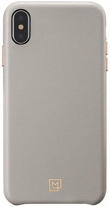 Чехол для сотового телефона SGP La Manon Calin (065CS25093) для iPhone Xs Max, бежевый чехол для apple iphone xs max sgp la manon calin черный
