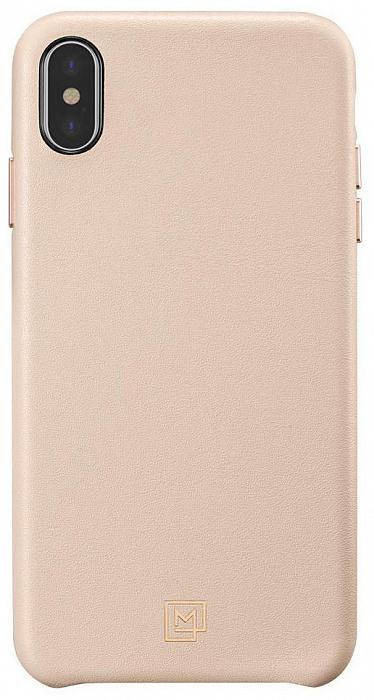 Чехол для сотового телефона SGP La Manon Calin (065CS25094) для iPhone Xs Max, розовый чехол для apple iphone xs max sgp la manon calin черный