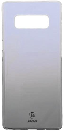 Чехол для сотового телефона Baseus Glaze Case для Samsung Galaxy Note 8, черный