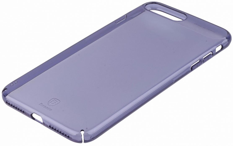 Чехол для сотового телефона Baseus Sky Case для для iPhone 7 Plus, синий baseus guards case tpu tpe cover for iphone 7 plus blue