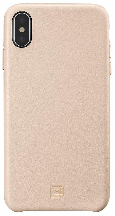 Чехол для сотового телефона SGP La Manon Calin (063CS25323) для iPhone Xs/X, розовый чехол для apple iphone xs max sgp la manon calin черный