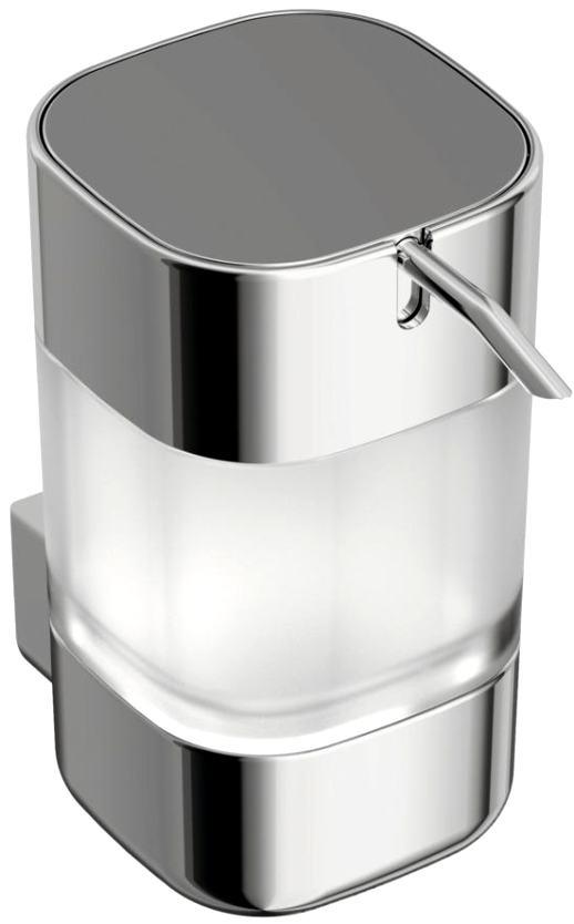 Диспенсер для мыла Ideal Standard Дозатор для жидкого мыла, Стекло, Латунь