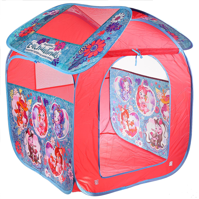 Палатка для игр Играем вместе GFA-ENCH-R, красный палатка для игр играем вместе мимимишки красный