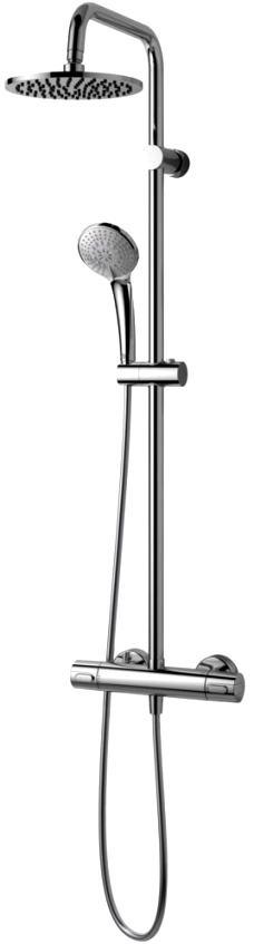 Душевой комплект Ideal Standard Душевая система душевой набор mariani n920060 верхний душ круглый ø 30 см ручн лейка с держ верхнего душа 40см шланг