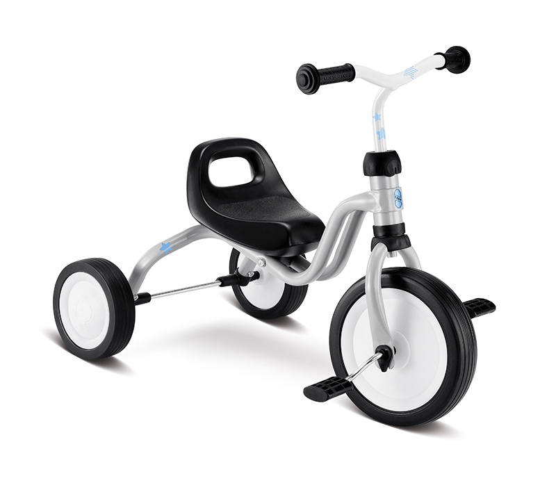 Велосипед Puky Fitsch, серебристый