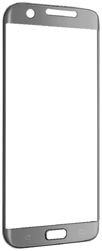 Защитное стекло Huawei Y6 Prime 2018 / 3D Черная Рамка / защитное стекло для huawei y6 prime 2018 onext 3d изогнутое по форме дисплея с черной рамкой