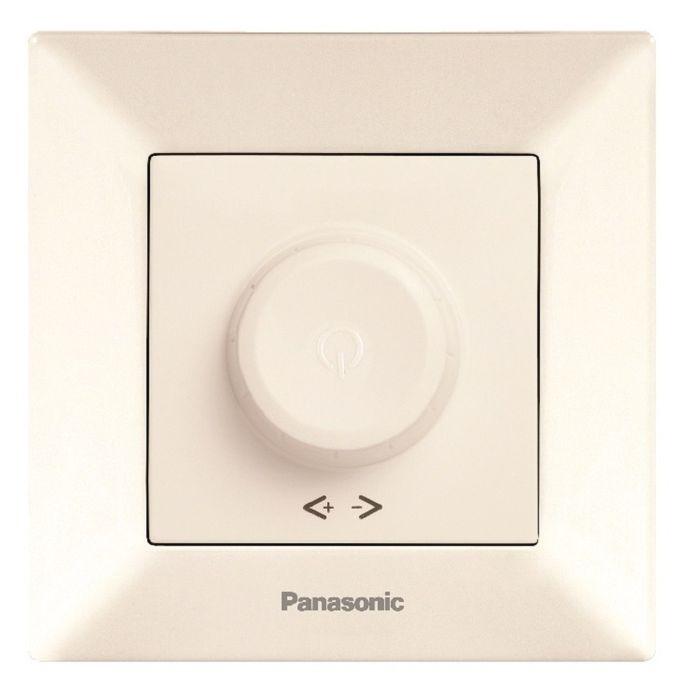 Диммер Panasonic Диммер 40-400W крем Arkedia, кремовый