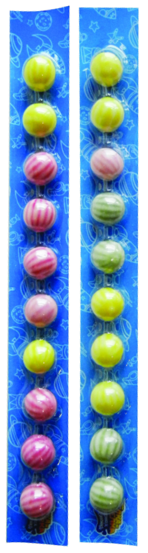 Фото - Жевательная резинка Конфитрейд День Игрушки жевательная резинка конфитрейд emojii без сахара 12 шт по 14 г