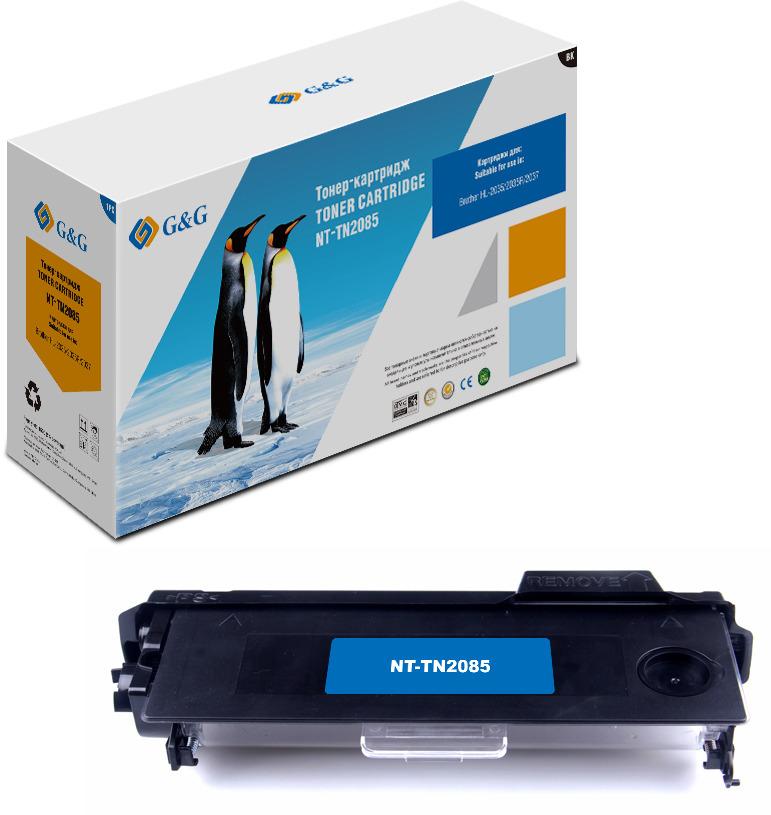 купить Картридж G&G NT-TN2085, черный, для лазерного принтера дешево