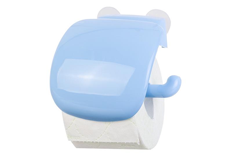 Держатель для туалетной бумаги Violet Голубой, голубой держатель для наушников wrapster blue голубой