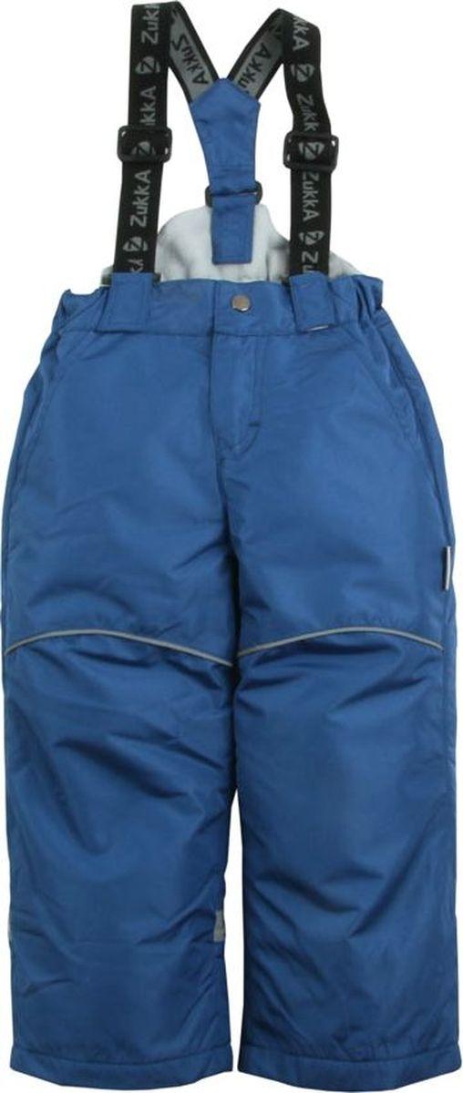 Брюки утепленные Zukka брюки утепленные для мальчика zukka motion цвет серый 15 116ass19g 03 размер 98