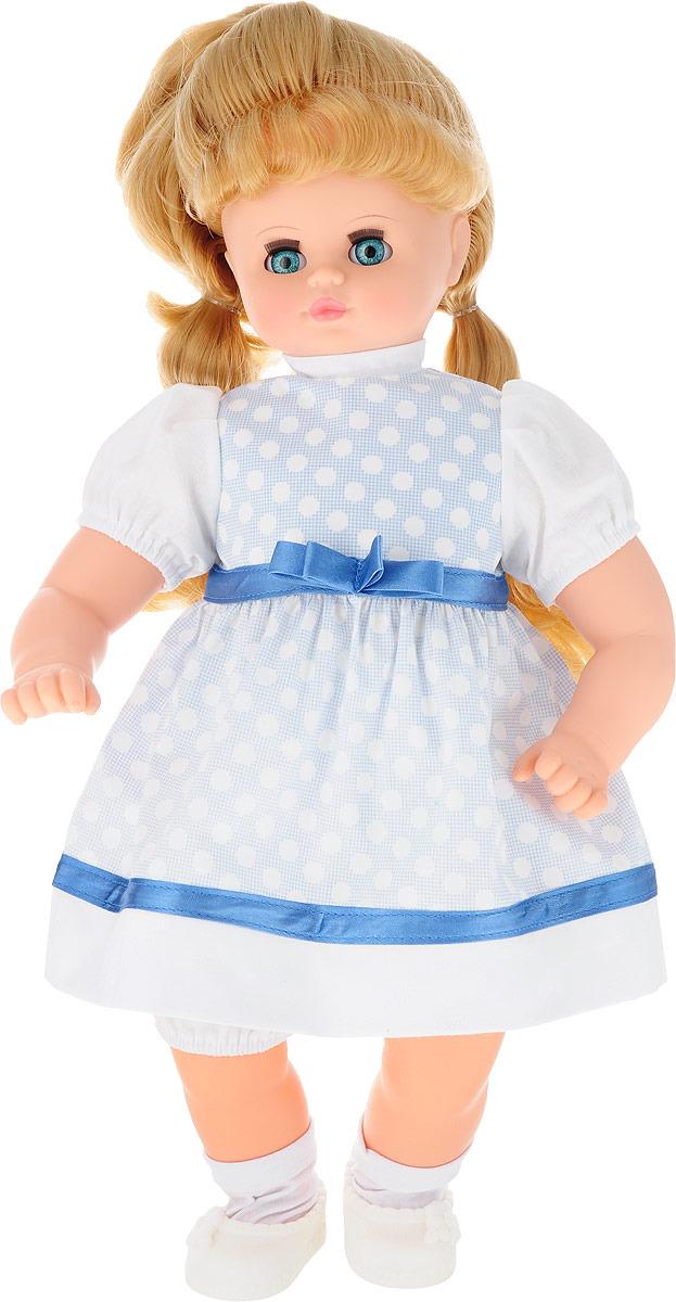 """Кукла Весна """"Вероника 15"""", озвученная, В2294/о, белый, голубой"""