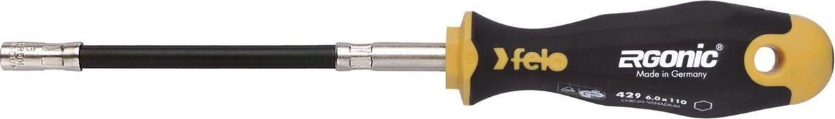 купить Отвертка Felo, с гибким стержнем под биту, 10,0 х 170 мм онлайн