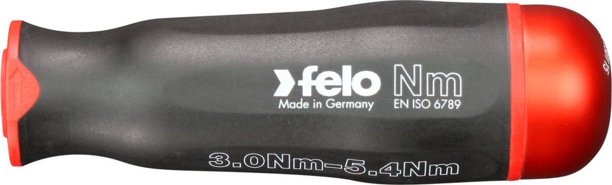 Отвертка Felo, c регулировкой крутящего момента, 3,0-5,4 Нм