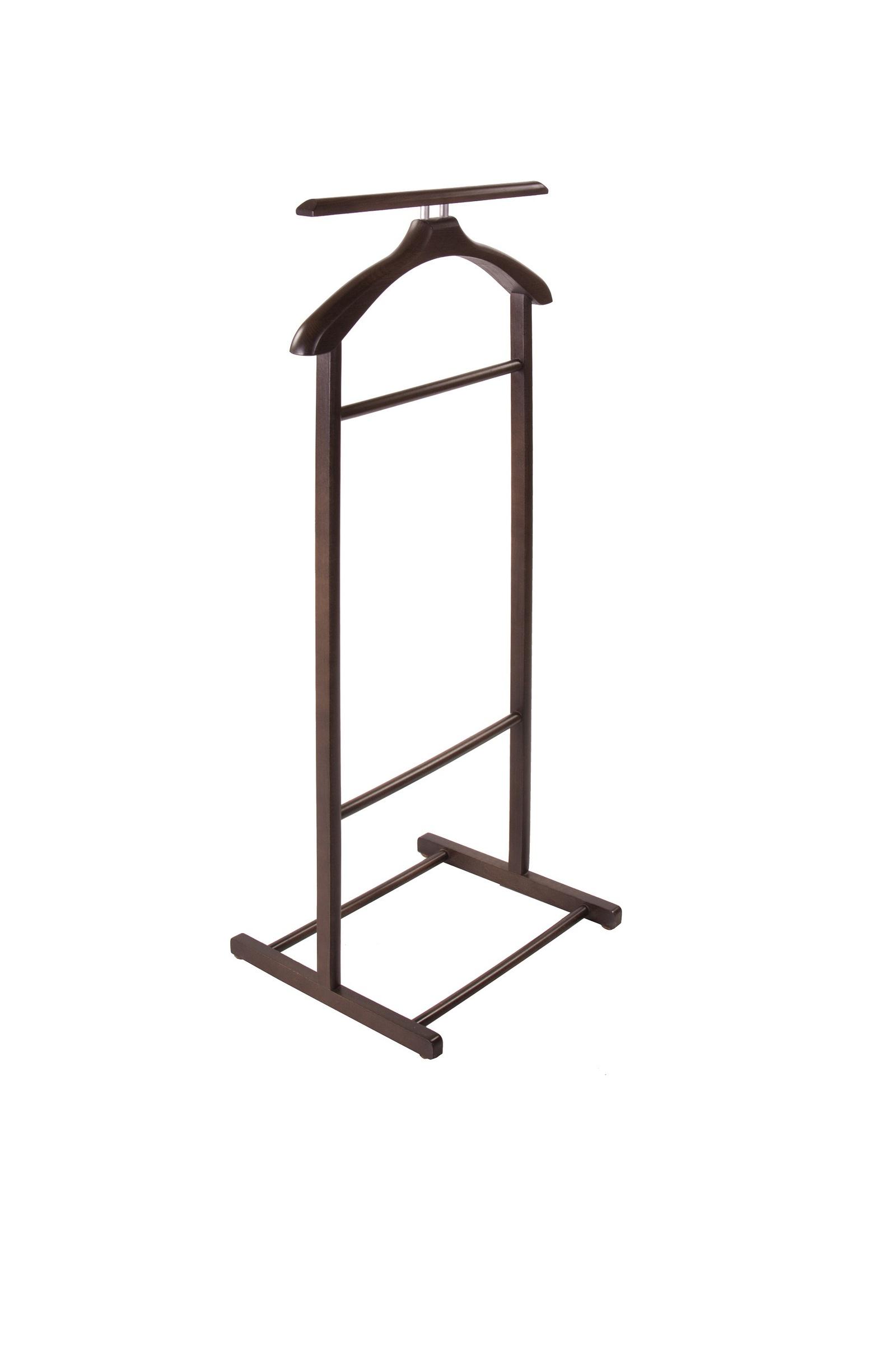 Вешалка напольная Прайм Модель 1, темно-коричневый to4rooms вешалка напольная perth sorrento