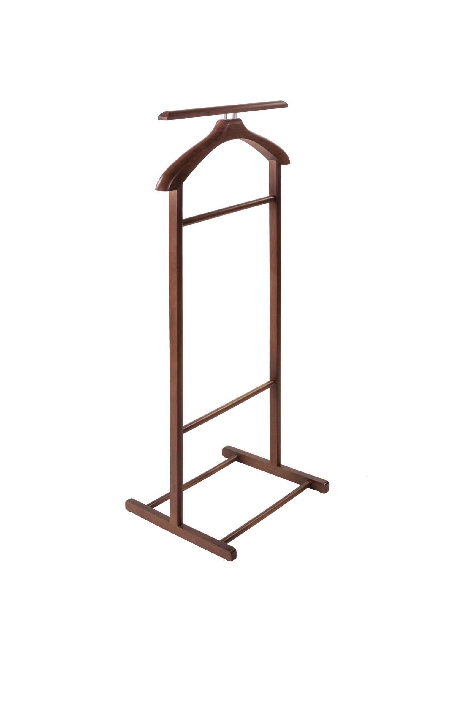 Вешалка напольная Прайм Модель 1, коричневый вешалка напольная петроторг вешалка корпусная а 2501 хром