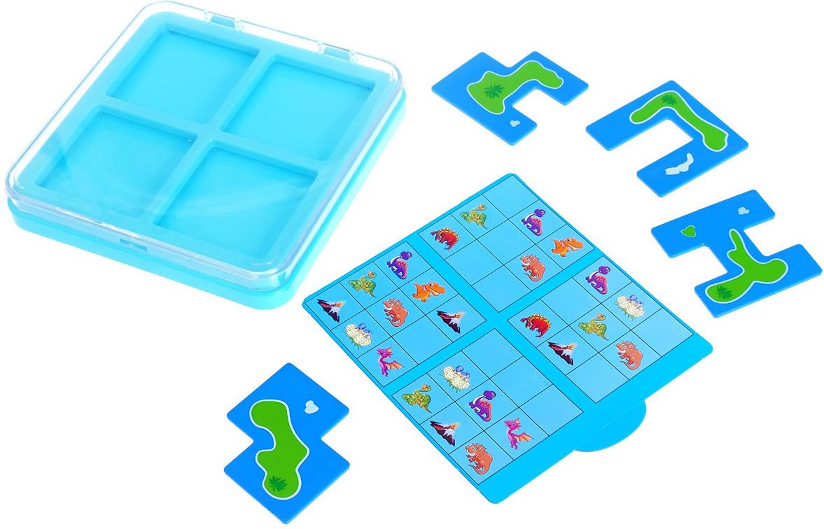 Настольная игра Лас Играс Пластик Тайна джунглей, 3403483 игра настольная закон джунглей