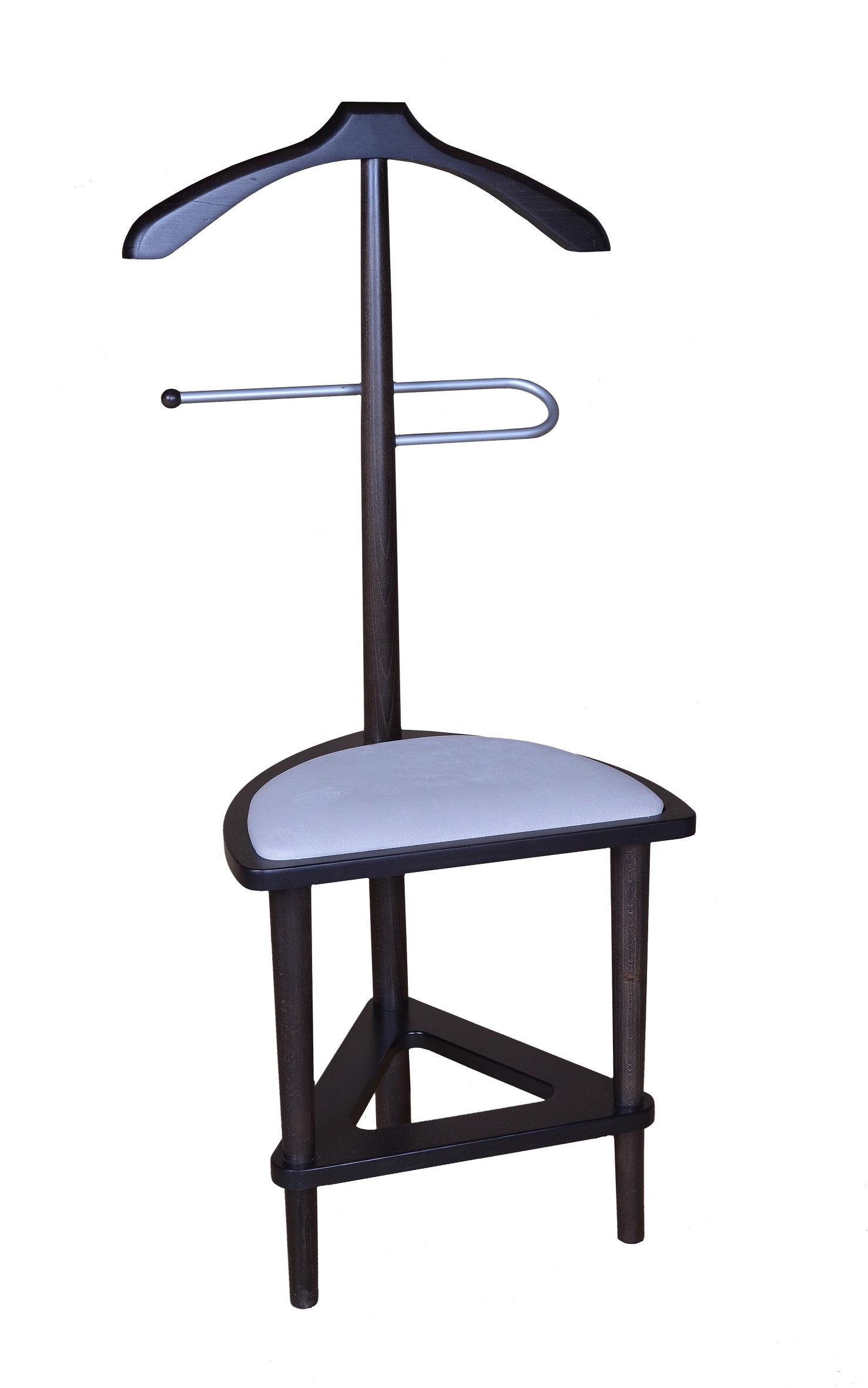 Вешалка напольная Прайм Модель 4, темно-коричневыйМ4.1000вешалка-стул