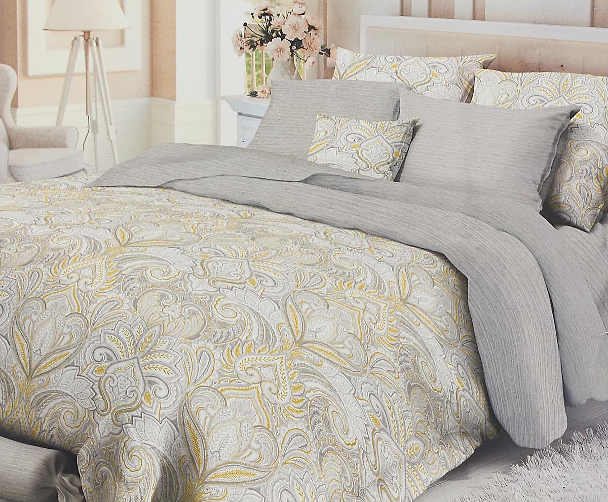 Комплект белья Verossa Manisa, 2-спальный, наволочки 70x70
